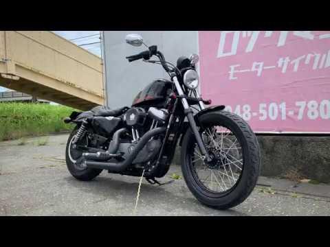 XL1200N NIGHTSTER/ハーレーダビッドソン 1200cc 埼玉県 ロックマンモーターサイクル