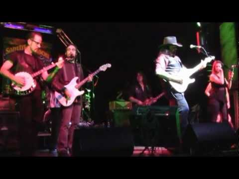 "Whiskey ""Live"" - Sam Morrison Band - Southern Rock"