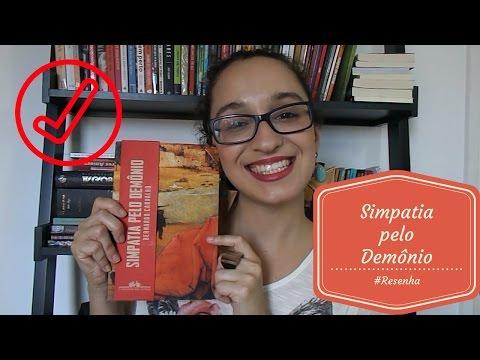 Resenha - Simpatia Pelo Demônio, de Bernardo Carvalho