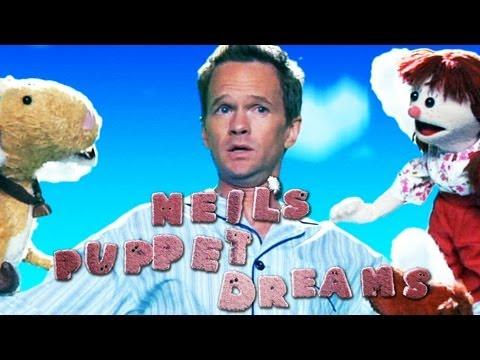 Neilovy loutkové sny #1 - Ukolébavka