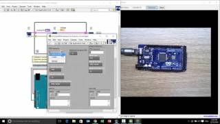 Arduino and Labview Arduino Blog