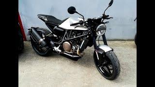 Hvr 77 Husqvarna Motorcycles - PONTAULT COMBAULT