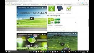 Watch the Intro to Budget Challenge Webinar Video