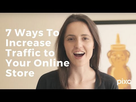 7 Ways to Increase Traffic to Your Online Store
