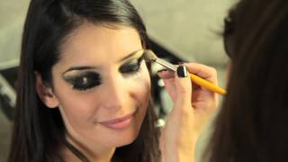 Tuto Maquillage/coiffure/shoot Glam/rock