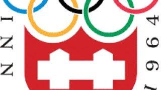 """СССР - Canada 1964-02-08 Innsbruck""""64"""