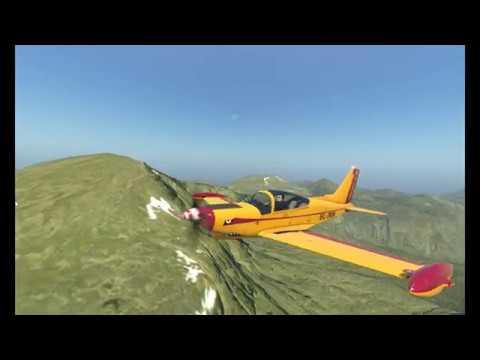 HP Reverb Scotland Tour Part 1 - X-Plane 11