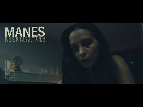Manes - Endetidstegn (Official Video) online metal music video by MANES