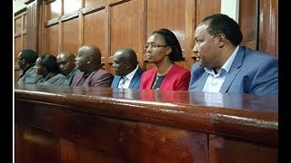 Waititu, wife charged over graft - VIDEO