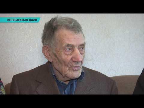 В сложных условиях живет ветеран войны в Уральске