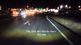 NO BUSES - ARCTIC MONKEYS LYRIC VIDEO