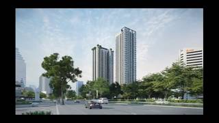 Newly Completed High-Rise Condo at Ratchada, MRT Thailand Cultural Centre
