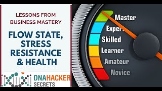 Lessons from Business Mastery with Tony Robbins: Benefits of State, Stress Resistance & Health