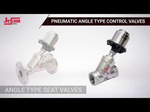Y Type Controls Valves