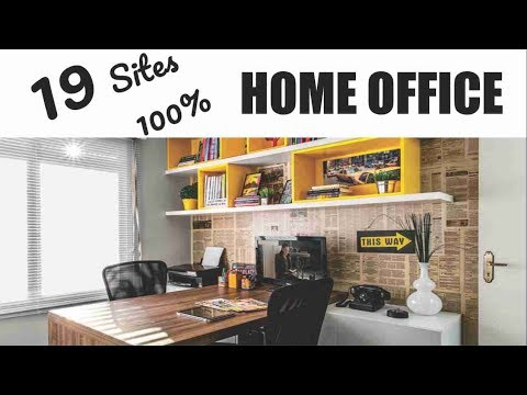 , title : '19 Sites que contratam Home Office