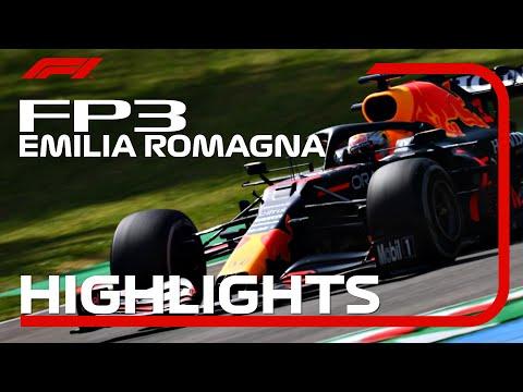 F1第2戦エミリア・ロマーニャGP(イモラ)フリープラクティス3のハイライト動画