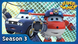 Duck Drama | super wings season 3 | EP09