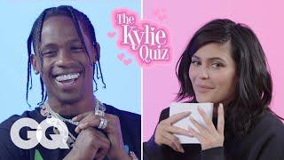 Kylie Jenner Asks Travis Scott 23 Questions | GQ - dooclip.me