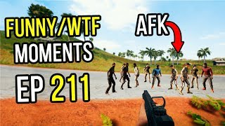 PUBG: Funny & WTF Moments Ep. 211