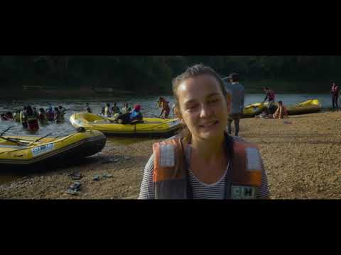Water Rafting Participant Experience