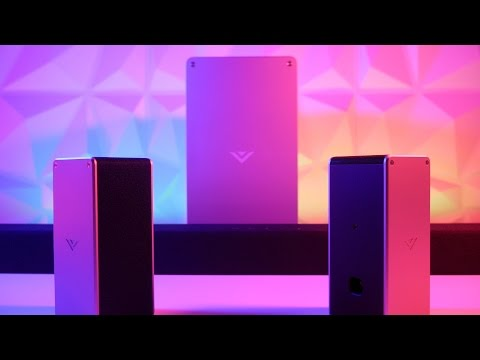 "2017 Vizio 36"" 5.1 Surround Sound SmartCast Wireless Sound Bar Review"