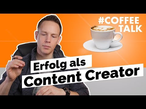 Erfolg und Möglichkeiten als Content Creator 🙌 Do what you love