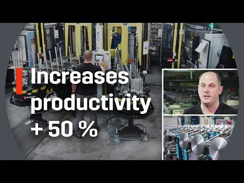 Fastems automation increases productivity by more than 50 percent at Märkische Werk