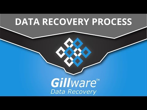 Gillware's Data Recovery Process