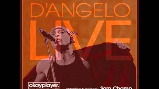 D'angelo & The Soultronics - Fall in love (J DILLA)