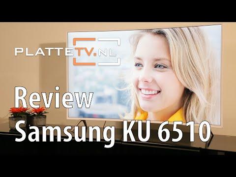 Samsung KU6510 Review - PlatteTV.nl