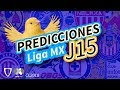 Predicciones Consuelo Jornada 15 Liga MX C2018
