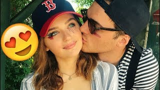 Gambar cover Joey King & Jacob Elordi 😍😍😍 - CUTE AND FUNNY MOMENTS (The Kissing Booth 2018)