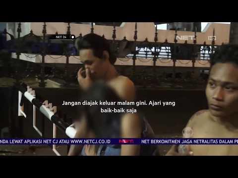 Polisi di Kota Semarang Razia Sekelompok Anak Muda Yang Mabuk - NET24