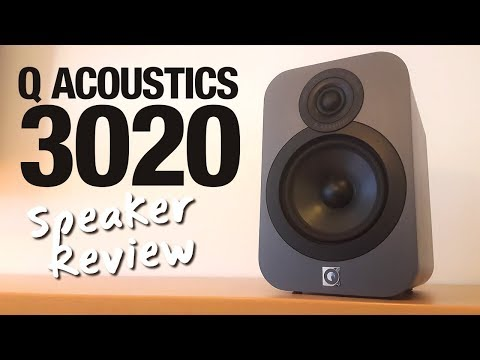 Q Acoustics 3020 review & sound test