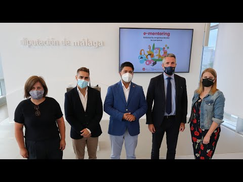 Presentación del Proyecto de mejora de la competitividad empresarial dirigido a personas jóvenes emprendedoras y empresarias menores de 30 años de la provincia de Málaga