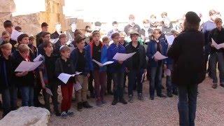Thomanerchor Leipzig in Yad Vashem - Felix Mendelssohn Bartholdy: