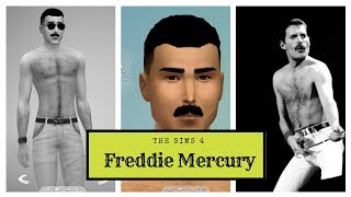 The Sims 4 - Freddie Mercury