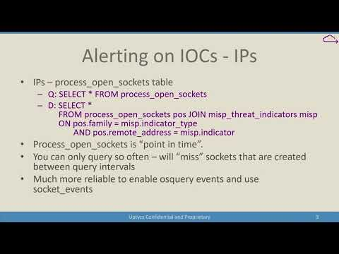 Threat Hunting and Malware Analysis on Mac OS X with osquery ...