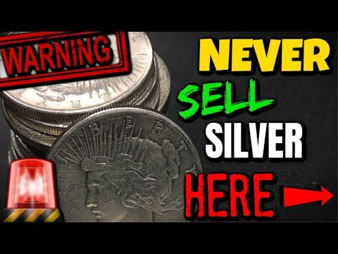 *WARNING* AVOID Selling Silver Here AT ALL COSTS!