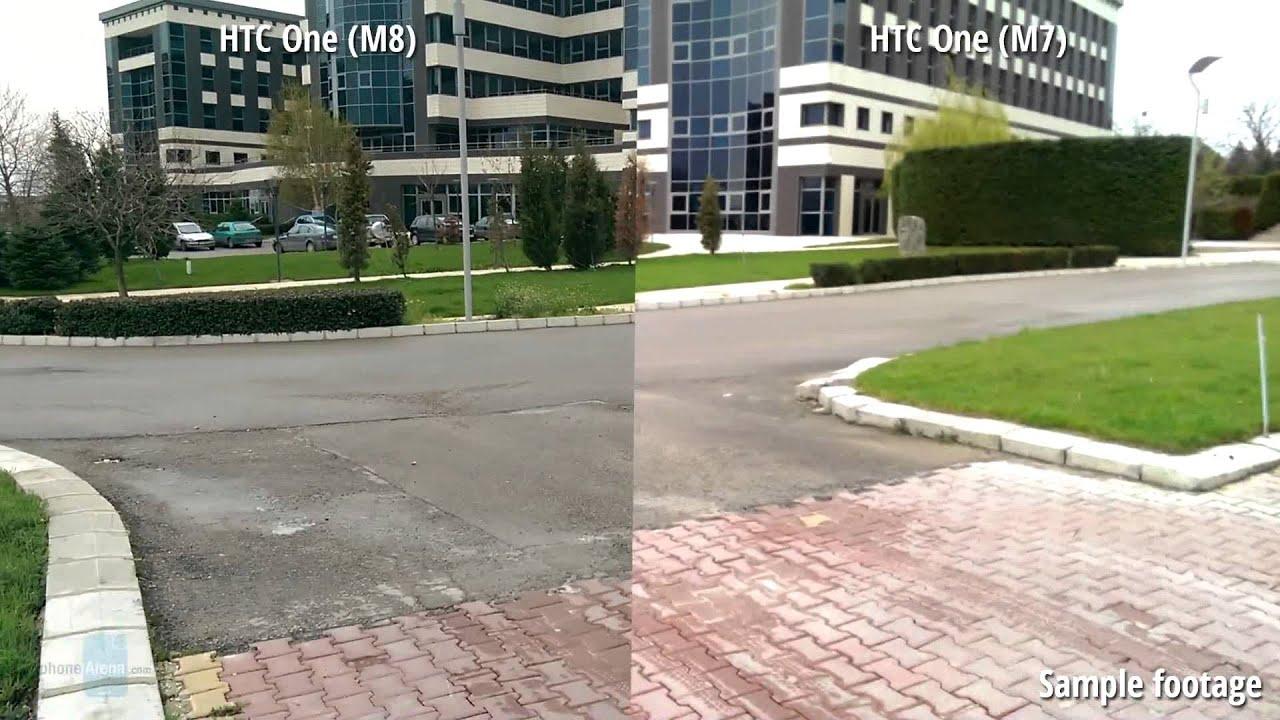 htc one снимки с камеры
