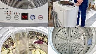 Giantex Costway Portable Automatic Washing Machine Review