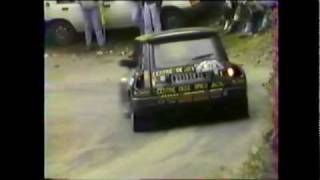preview picture of video 'Critérium des Cévennes 1987 par @lfredo2rallye'