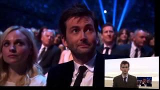 David Tennant NTA Special Recognition Award 2015 (SUB.ESPAÑOL)