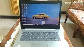 How To Operate Laptop. (Lenovo Ideapad 330)