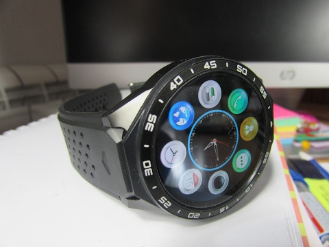 New Way to Install Custom Watch Faces on Kingware KW88