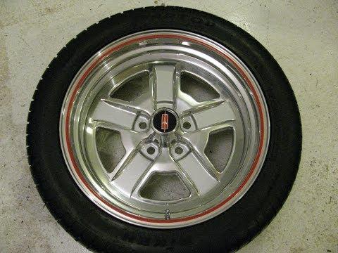 "Olds SSIII 18"" Billet Wheel"