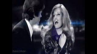 Dalida & Alain Delon - Paroles, paroles (1973)- tradução