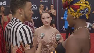 Danielle 'Bhad Bhabie' Bregoli Talks Nicki Minaj & Cardi B and more! | The Shade Room - Video Youtube