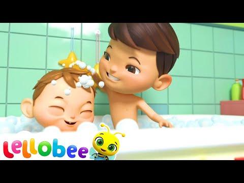 Bath Song | BRAND NEW! | + More Nursery Rhymes & Kids Songs | Little Baby Bum | Cartoons For Kids