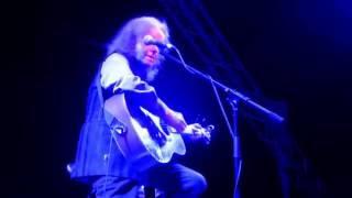 """""""Josie"""" - Donovan @ The Great British Folk Festival, Skegness 4/12/2016."""